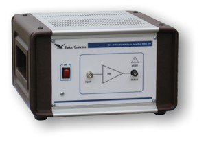 High voltage, high speed laboratory amplifier