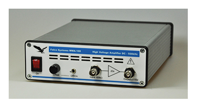 Cost-effective high voltage amplifier