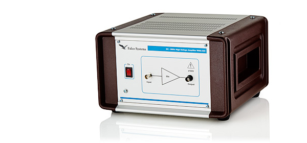 High voltage, wide bandwidth laboratory amplifier for MEMS
